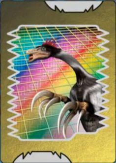 Image - Therizinosaurus card.jpg - Dinosaur King - Wikia