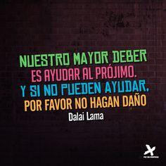 Dalai Lama #Frases #Quotes