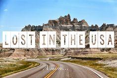 Etats-Unis, côte Ouest 2011 : le parcours | A la fin de la route