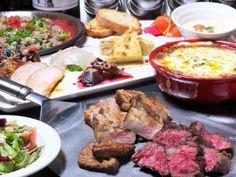 間島シェフが送る『なぎビーフ』の熟成肉を中心としたコース料理