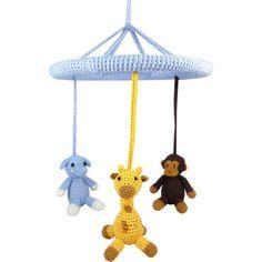 Uro – abe – giraf og elefant