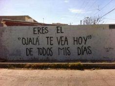 """Eres el """"ojalá te vea hoy"""" de todos mis días ~ Libre Acción poética"""