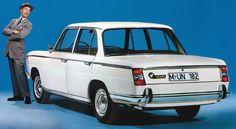 Stubs-Auto - BMW Neue Klasse (1962-1976)