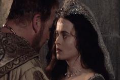pieseaandmrt: What upsets the King upsets me. King Henry Viii, Helena Bonham Carter, Anne Boleyn, Queen Anne