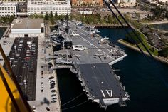 USS Midway Aircraft Carrier Museum, San Diego, CA - Tour this aircraft carrier and you will thank every World War II veteran you meet.  Check!