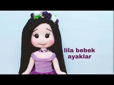 Crochet Dolls, Crochet Baby, Youtube, Make It Yourself, Videos, Blog, Amigurumi Doll, Recipes, Doll Clothes
