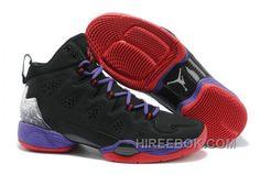 4a3c9b5476816e Jordan Melo M10 Black Blue Gym Red For Sale Online GsxsTeR
