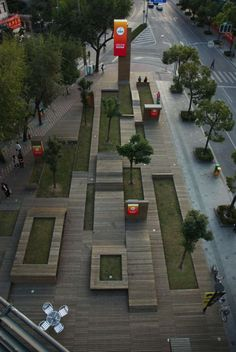 Kik Park is a leftover urban area that Francesco Gatti is surprised to see has escaped being built-up and which is positioned at the entrance to the Kic Vill...