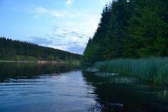 Lac en Margeride