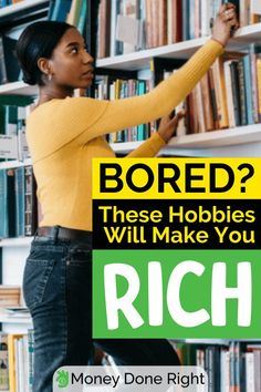 25 Money Making Hobbies That Will Make You Richer Are you looking for something you could do as a hobby and at the same time earn money? Earn a profit by choosing one from these different hobbies. Money Today, Earn Money From Home, Earn Money Online, Online Jobs, Online Careers, Hobbies To Try, Hobbies That Make Money, Make Money Fast, Easy Hobbies