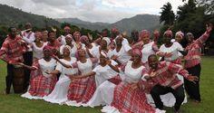 Les Jamaican Folk Singers - Voici une brève introduction aux chanteurs folkloriques de la Jamaïque. Un pionnier dans le domaine de la musique traditionnelle jamaïcaine. | Experience Jamaique