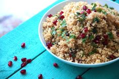 Holiday Couscous photo