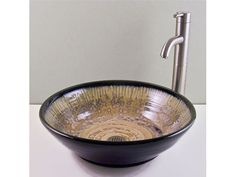 Nice Handcrafted Porcelain Clay Vessel Sink
