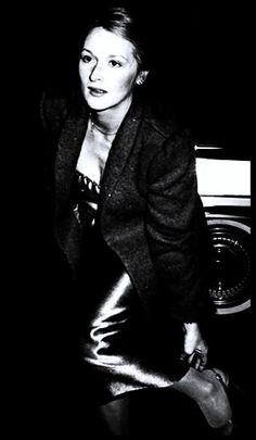 Meryl Streep at Studio 54♡