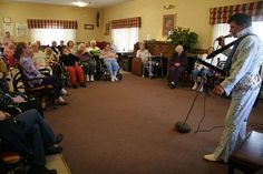 Saying goodbye to Bingo: Nursing homes undergo makeover, redefine activities for seniors - Columbia Missourian