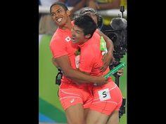 【リオ五輪】男子400mリレー史上最高の銀メダル!山縣亮太、飯塚翔太、桐生祥秀、ケンブリッジ飛鳥!ボルト称賛