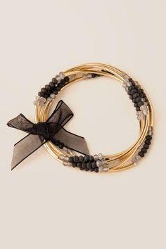 Candace Beaded Bracelet Set