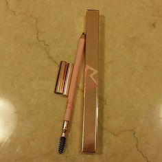 """MAC x Riri eyebrow pencil Never been used authentic MAC x Riri eye brow pencil. Color is """"deep dark brunette"""". Color is dark brown. MAC Cosmetics Makeup Eyebrow Filler"""