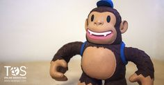 We recently got a new helper at the office - meet Freddie Chimp, our MailChimp newsletter delivery monkey! Office Meeting, The Office, Oklahoma City, Online Marketing, Scooby Doo, Monkey, Delivery, Fictional Characters, Jumpsuit