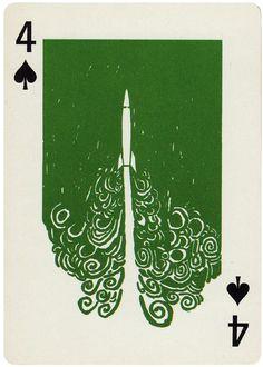 Die Pik-4-Rakete