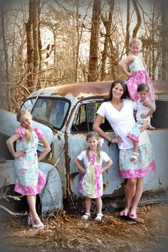 1000 Images About Mommy Amp Daughter Dress On Pinterest