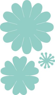 Use the DIY Flora Daisy to cut out 3 flowers you can layer or keep separate for custom embellishments! There is one thin metal die by Kaisercraft that cuts out Rolled Paper Flowers, Giant Paper Flowers, Felt Flowers, Diy Flowers, Fabric Flowers, Paper Flower Patterns, Paper Flower Tutorial, Felt Flower Template, Flower Svg