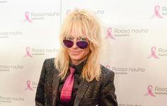 Michael Monroe suunnitteli Roosa nauhan: Musiikki parantaa!