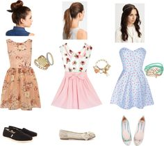 """""""Everyday outfits"""" by diannebb ❤ liked on Polyvore"""