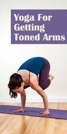 Arm toning workout.