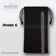 Pochette Swarovski pour iPhone 6 sur http://www.etui-iphone.com