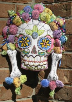 Google Image Result for http://i.ebayimg.com/t/Mixed-Media-fabric-DAY-DEAD-sugar-SKULL-FLOWERS-bone-garland-ooak-/00/s/MTAyNFg3MjU%3D/%24(KGrHqEOKnQE6O(ZEyKBBOmGT,R62g~~60_57.JPG