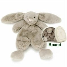 This is the Little Jellycat Boubou Beige Bunny brand new for Spring 2014. Size: 22cm (8.5ins). Price: £17.95 (GBP)