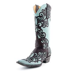 Old Gringo Linda Aqua Cowgirl Boots|All Womens Western Boots at $700.00 this is a dream pair