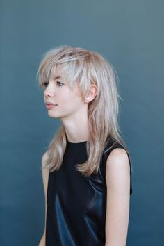 "Read This Before Your Next Haircut #refinery29 http://www.refinery29.com/hair-layers-pictures#slide-6 Mullet-Meets-Bowl CutFearless ladies, meet your favorite new haircut. This 'do basically fuses two separate styles. ""I thought, What if we do a cut that's kind of a bowl-meets-mullet [on Kelly]?"" Sharpton says. He added loads of choppy layers up top, while leaving the lengths more tapered. The result was an updated mullet that skews much more modern than Billy Ray Cyr..."