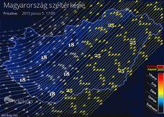 Debrecen időjárás előrejelzés