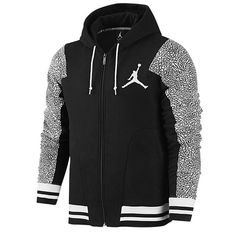 Jordan Varsity Ele Full zip jacket. #footlocker #jordan