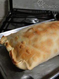 Brisando na Cozinha: Travesseiro de massa de pastel