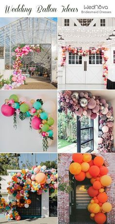 22 Creative Fun Ways to Use Balloons In Your Wedding #balloons #creative #Fun #ways #wedding