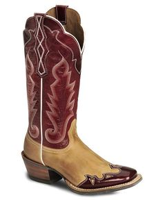 Ariat Caballera Wingtip Cowgirl Boot