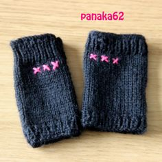 Tuto Tricot Mitaines 2 ans
