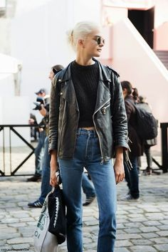 #streetwear #model #vintage #style