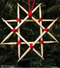 JOTTE: kerststerren