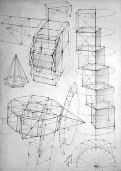 Brilliant Draw A Glass Ideas. Exquisite Draw A Glass Ideas. Perspective Drawing Lessons, Perspective Art, Basic Drawing, Technical Drawing, Drawing Ideas, 3d Drawing Techniques, Still Life Drawing, Drawing Exercises, Industrial Design Sketch