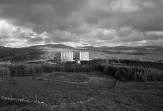 Trawsfynydd Nuclear Power Station, Snowdonia 1994 © John Davies