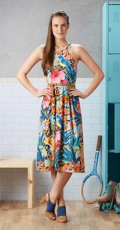 Só na Antix Store você encontra Vestido Midi Camuflagem com exclusividade na…