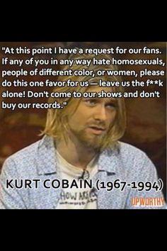Kurt Cobain,