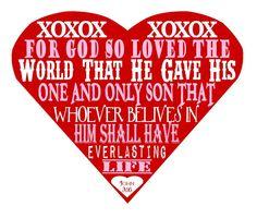 Just devine Style: Scripture Valentine Printable