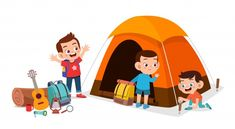 Happy cute kids boy and girl smile together Outdoor Camping, Kids Boys, Cute Kids, Boy Or Girl, Girl Smile, Clip Art, School Kids, Children, Happy