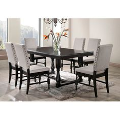 Darby Home Co® Dresden 5 Piece Dining Set