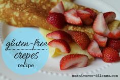 Crepes are my favorite!